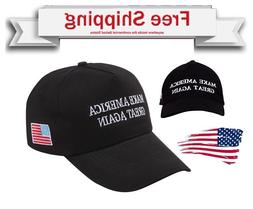 Trump US Make America Great Again Black Hat Success Republic