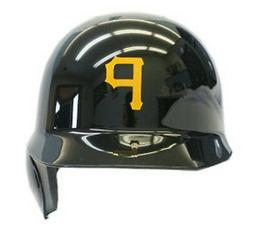 TWO PITTSBURGH PIRATES  BASEBALL HELMET VINYL STICKER DECAL
