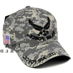 U.S.AIR FORCE hat Military Official Licensed Baseball cap Fl