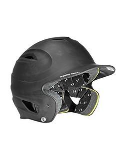 Under Armour Kids' UA Matte Painted Batting Helmet 6 3/4 Bla
