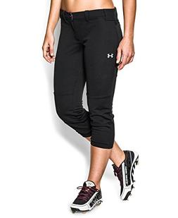 Under Armour Women's UA Strike Zone Pant Small Black