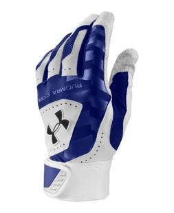 Under Armour Kids' UA Yard Batting Gloves Youth Medium Royal