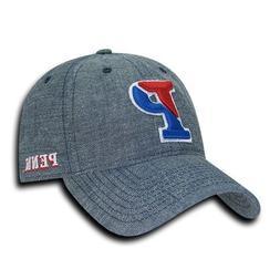 University of Pennsylvania Penn Quakers NCAA Cotton Denim Ba