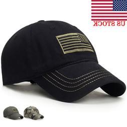 USA American US Flag Baseball Cap Mesh Trucker Tactical Oper