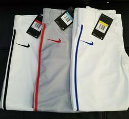 Nike Vapor Pro Baseball Pants Piped 747228-055 Select  your