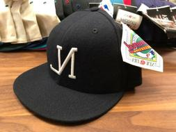 Vintage New Era National League NL MLB Fitted Hat Wool Baseb