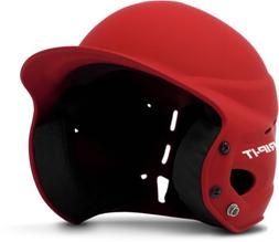 RIP-IT Vision Matte Baseball Helmet - Scarlet - Small/Medium