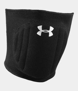 0573aeef9f Editorial Pick Under Armour Unisex Armour Volleyball Knee Pad, Black/White,