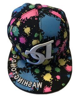 City Hunter Washington DC Size Small Embroidered Hat Basebal