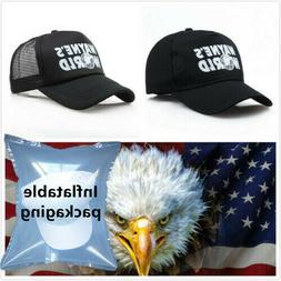 Wayne's World Hat Cap Adjustable Movie Hat Adult Unisex Blac