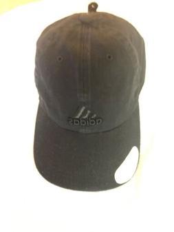 Adidas Womens Saturday Cap, Black/Black, One Size