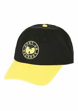 Wu Tang Forever Yellow and Black Baseball Cap