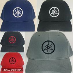 YAMAHA Embroidered Baseball Hat Cap Adjustable Strap YAMAHA