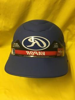 Rawlings Youth Baseball Batting Helmet, Matte Royal Blue - S