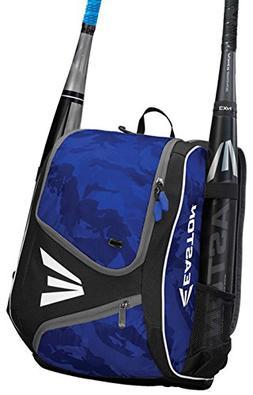 Easton Youth Pack Baseball Equipment Sports Gear Bag 2 Bats