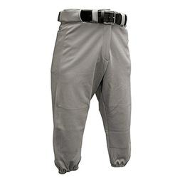 Franklin Sports Youth Baseball Pants, Grey