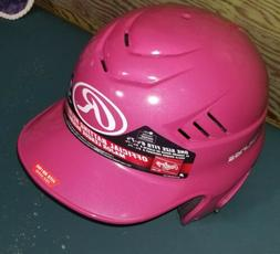 Rawlings Youth Baseball/Softball Batting Helmet Size 6 1/2 -