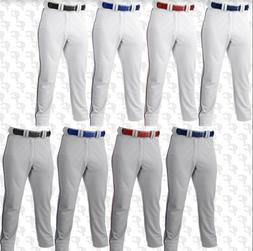 Russell Youth Boys Gray or White w/pipe Baseball Pants S233L