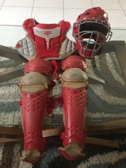 Louisville slugger youth catchers gear