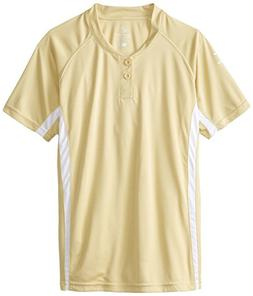 Easton Youth Dual Focus Jersey, Vegas Gold, Medium