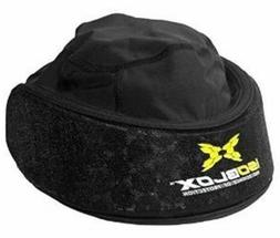 ISOBLOX Youth Protective Skull Cap Small Black