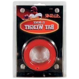 youth red baseball bat donuts