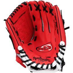 "Rawlings Youth Tee Ball / Baseball Glove 10"" Lightweight Fle"