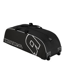 DeMarini Youth Wheeled Bag, Black