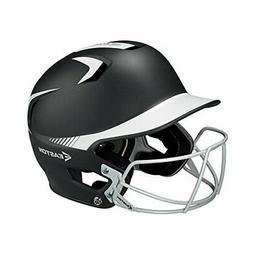 Easton Junior Z5 Grip 2Tone Batters Helmet with BBSB Mask, B