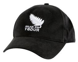 NEW ZEALAND RUGBY BASEBALL CAP
