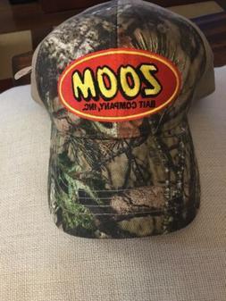 Zoom Bait Company Inc Mossy Oak Camo Trucker Hat Adjustable
